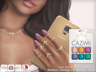 CAZIMI Bohemian Dream Ad