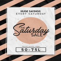 NEW Saturday Sale Poster for ads and blogs _3