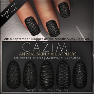 2018 September Vicky_Nails_Ad